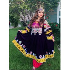 Afghan Kuchi Traditional dresses # 512