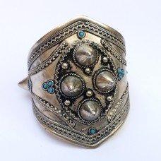 Afghan fashion kuchi spike bracelet # 675