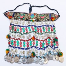 Tribal Style Antique Vintage Necklace-1033