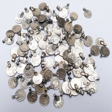 Vintage coin accessories for tribal jewelry-144